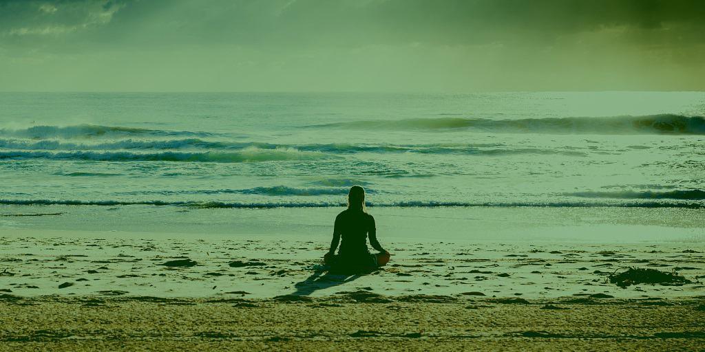 Rensa bort stress och negativitet