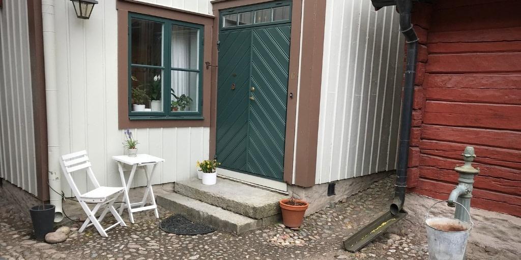 Wadköping innergård