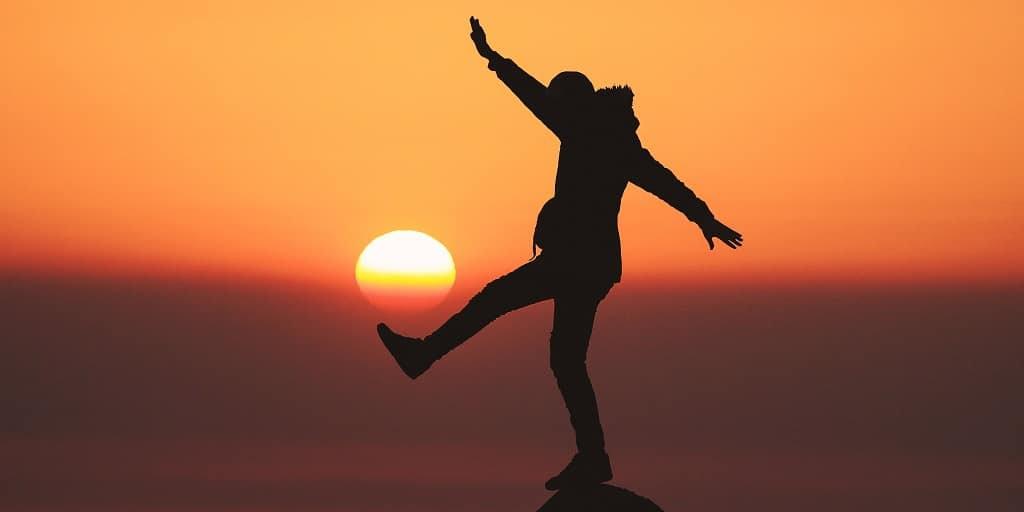 Hitta balans efter utmattning