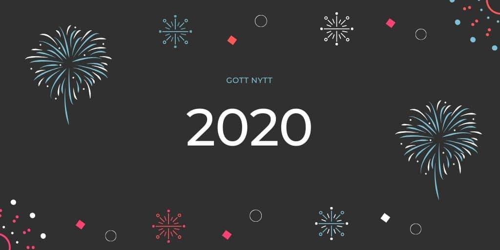 Gott nytt 2020 då vi tar utmattning på allvar