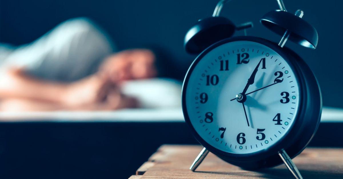 Stresshantering och sömn