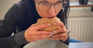 Helgens hamburgare